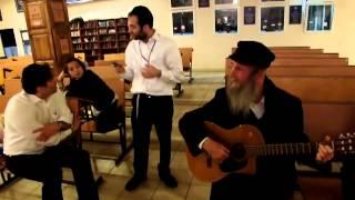 ישראל דגן – רק תורה ותפילה ויראת השם טהורה