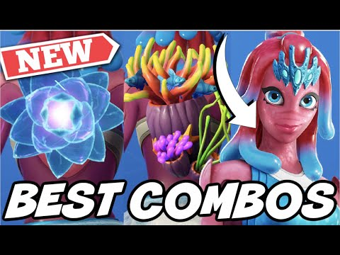 BEST COMBOS FOR *NEW* BRYNE SKIN! - Fortnite