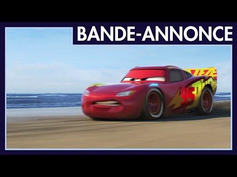 CARS 3 nouvelle bande-annonce VF