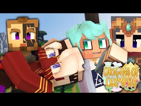 MEET MY EARTH DAD ● Origins of Olympus Season 2 ● EP 5 (Percy Jackson Minecraft Roleplay)