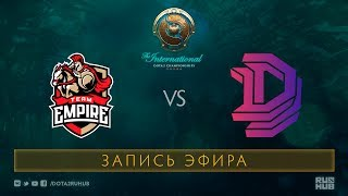 Empire vs DD, The International 2017 Qualifiers [Adekvat, NS]