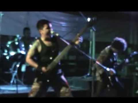 RESISTENCIA AL OLVIDO - audicion caliunderground 2012 online metal music video by RESISTENCIA AL OLVIDO