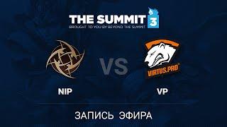 Virtus.Pro vs NIP, game 3