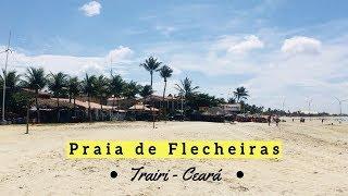 PRAIA DE FLECHEIRAS - TRAIRI   CE