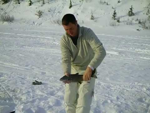 аляскинская рыбалка
