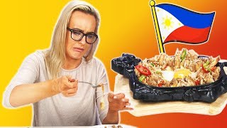 Video Irish People Taste Test Filipino Food MP3, 3GP, MP4, WEBM, AVI, FLV Maret 2018