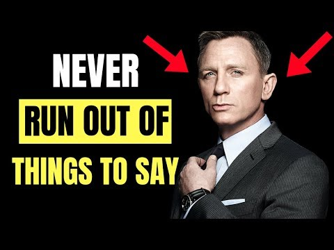 How to NEVER Run Out of Things to Say in Conversation | How to Keep the Conversation Going
