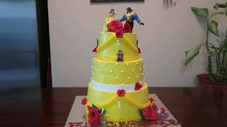 Nonton Beauty   The Beast Cake   Disney Party Ideas   Diy   How To Film Subtitle Indonesia Streaming Movie Download