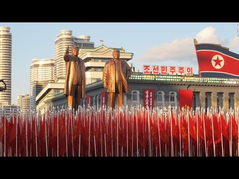 North Korea Celebration Day The 105 Birht Anniversary Of Kim Il Sung (with Comments)