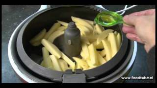 Tefal Actifry Family vs Philips Airfryer