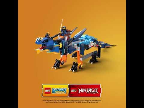 Конструктор BELA «Вестник бури» 10936 (Аналог LEGO 70652), 522 детали