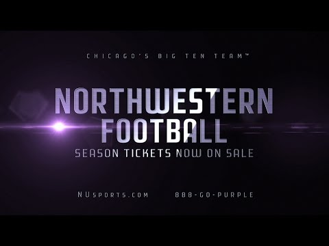 2014 Northwestern Football Commercial
