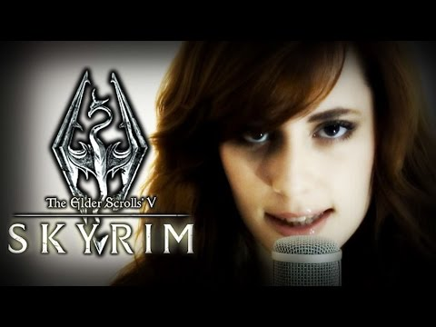 "Skyrim Bard  ""The Dragonborn Comes"" Cover"