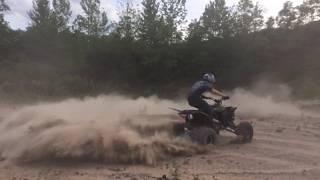 8. 2017 Yamaha yfz450r se Hillclimb