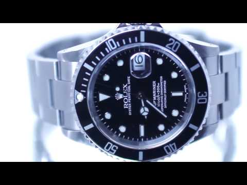 Video | How to on DLC/PVD Black Coated Rolex Watches