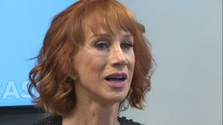 Video Kathy Griffin speaks about photo controversy MP3, 3GP, MP4, WEBM, AVI, FLV April 2018