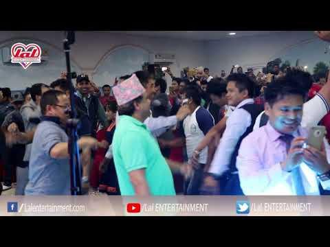 "(Saudi Ma Nepali Haru Ko bhailo    ""देउशी भैलो    Lal ENTERTAINMENT - Duration: 9 minutes, 33 seconds.)"