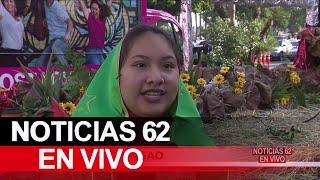 Celebración a la virgen de Guadalupe – Noticias 62 - Thumbnail