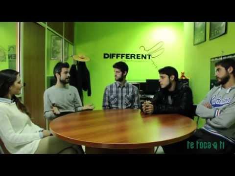 Diffferent Entertainment - Te toca a ti