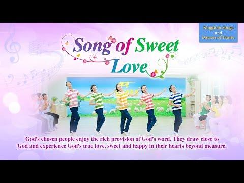 """Praise Dance """"Song of Sweet Love"""" Christian Song"""