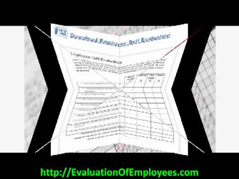 Employee Review Forms