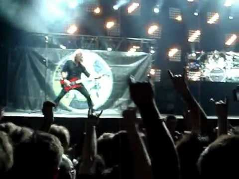 Megadeth - Peace Sells - live in Moscow 25.06.12
