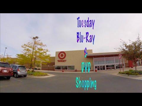 Tuesday Blu-Ray & DVD Shopping 10-11-2016