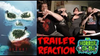 """Nonton """"The Rezort"""" 2016 Zombie Movie Trailer Reaction - The Horror Show Film Subtitle Indonesia Streaming Movie Download"""