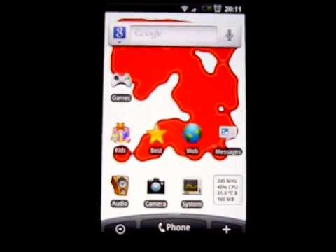 Video of Red Lava Lite
