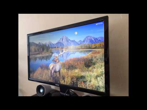 BenQ GL2760H Unboxing & Review