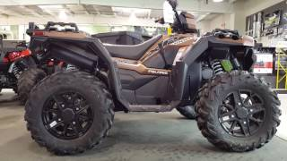 3. 2017 Polaris Sportsman XP 1000 in Matte Copper