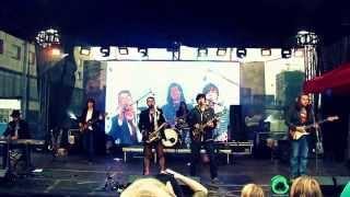 Video Falešná Ozvěna - Tahiti_Pilsner Fest 2014