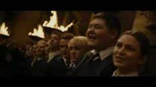 Hogwarts School Song!