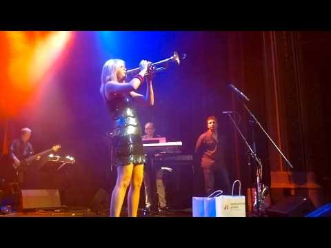 Cindy Bradley & Dan Cipriano, Smooth Jazz Festival Augsburg, 2013-09-14