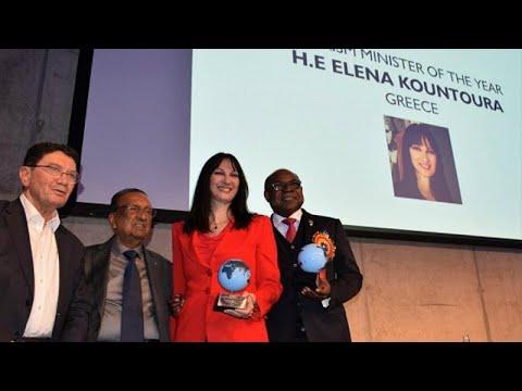 Τέσσερα βραβεία η Ελλάδα στα «Όσκαρ του Τουρισμού»