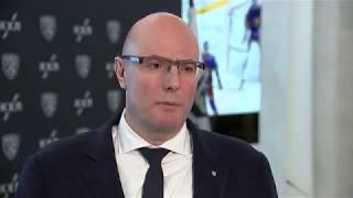 КХЛ событие - Совещание руководителей и генеральных менеджеров клубов КХЛ