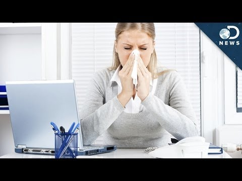 Spread - We all know that viruses spread quickly, but just how quickly? Ross Everett joins DNews to discuss how you might become sick faster than you think. Watch Ross on The New Show: http://www.youtube...