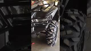 2. 2018 KYMCO MXU 700i Prime Edition ATV