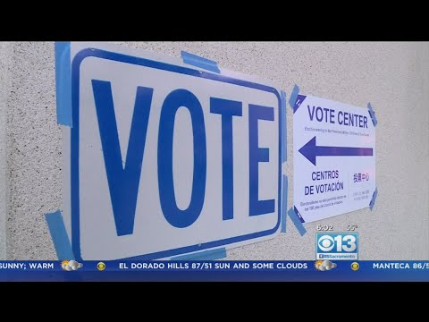 Election Day Is Here: Vote By Mail Ballots Due By 8 p.m.