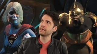 Injustice 2 - My Thoughts So Far by Jeremy Jahns