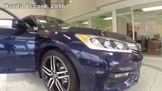 Honda Accord Berline LX 2017 youtube video