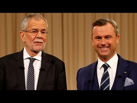 Αυστρία: Μία ανάσα πριν τις κρίσιμες προεδρικές εκλογές στις 4 Δεκεμβρίου