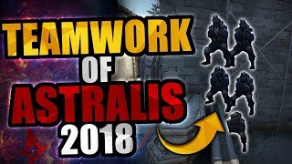 Video Some of The Smartest Astralis' Strats & Teamplays in 2018! (Highlights) MP3, 3GP, MP4, WEBM, AVI, FLV Maret 2019