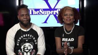 Dwele - Capital Jazz TV interview from The SuperCruise X