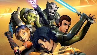 Star Wars Rebels Finale Trailer - PALPATINE'S HERE! by IGN