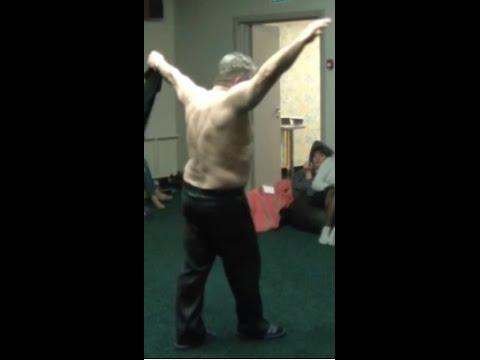 Шок! Иметь большие мышцы без накачки! Физкультура для ленивых. Синхрогимнастика, Личный пример.