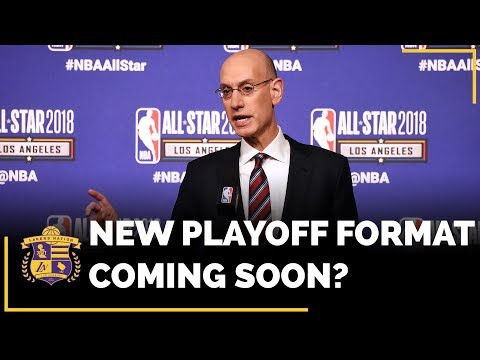 Video: Could The NBA Move To A New Playoff Format?