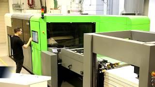 Video: Dar přítele Lasera: Highcon Beam