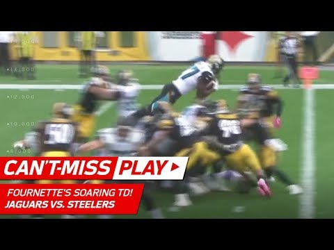 Video: Ramsey's Amazing INT Leads to Fournette's Soaring TD Dive! | Can't-Miss Play | NFL Wk 5 Highlights