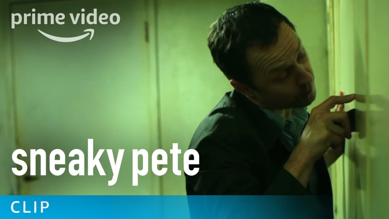 Every Con has Consequences in Bryan Cranston's 'Sneaky Pete' (Season 2 Clip) Amazon Series starring Giovanni Ribisi